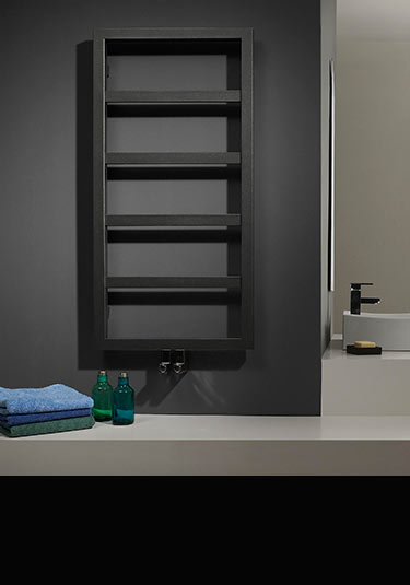 porte serviettes radiateurs s che serviettes modernes design par livinghouse. Black Bedroom Furniture Sets. Home Design Ideas