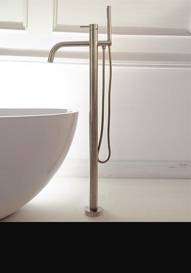 robinets en acier inoxydable bross robinets de salles de bains acier inoxydable du royaume uni. Black Bedroom Furniture Sets. Home Design Ideas