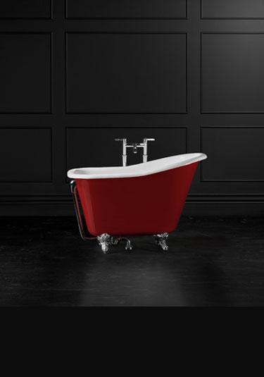 baignoire a sabot free baignoire sabot en bois with. Black Bedroom Furniture Sets. Home Design Ideas