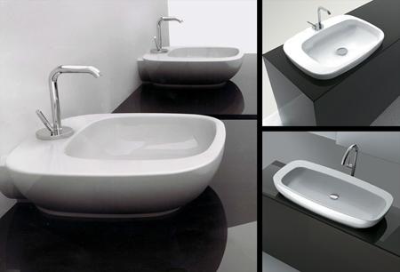 Fournisseurs de lavabos de salle de bain design for Lavabos salle de bain