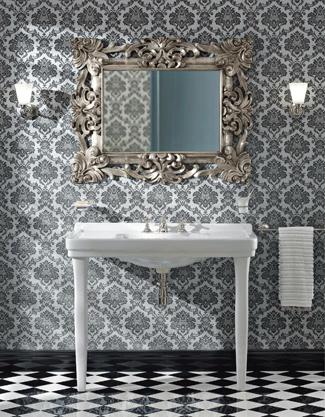 Lavabos et meubles pour salles de bains propos s par - Console lavabo salle de bain ...