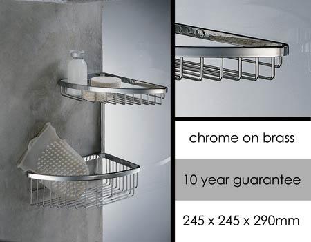 Paniers de douche de qualit grands accessoires de douche for Accessoires douche