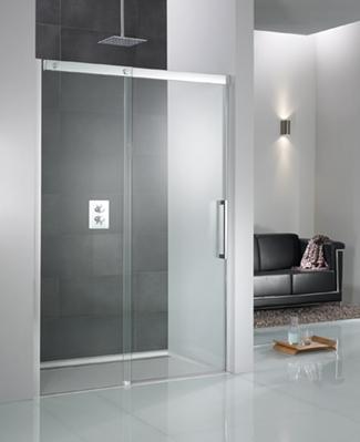 Portes de douches portes de douches coulissantes portes de douches sans cadre for Portes de douche en verre