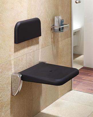 accessoires de douches rangement de douches paniers de douches. Black Bedroom Furniture Sets. Home Design Ideas