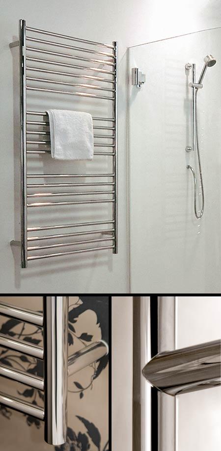 Porte serviette chauffant id es de d coration et de for Porte serviette chauffant