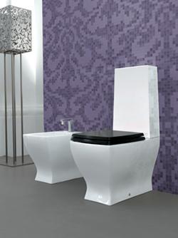 Toilettes pour Salles de Bains Modernes et Contemporaines